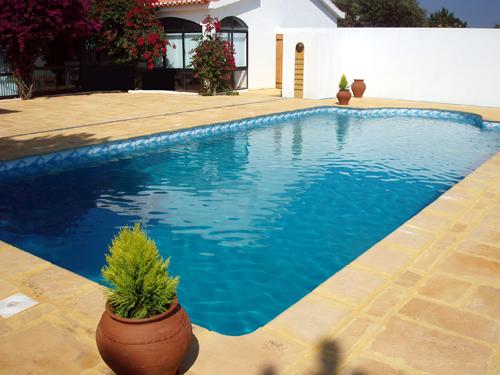 Pool, Val de Telha