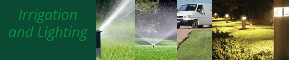 Irrigation and Lighting