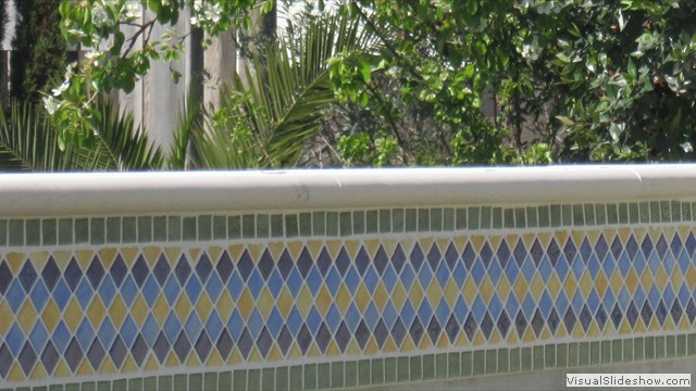 Bespoke Pool Border tiles